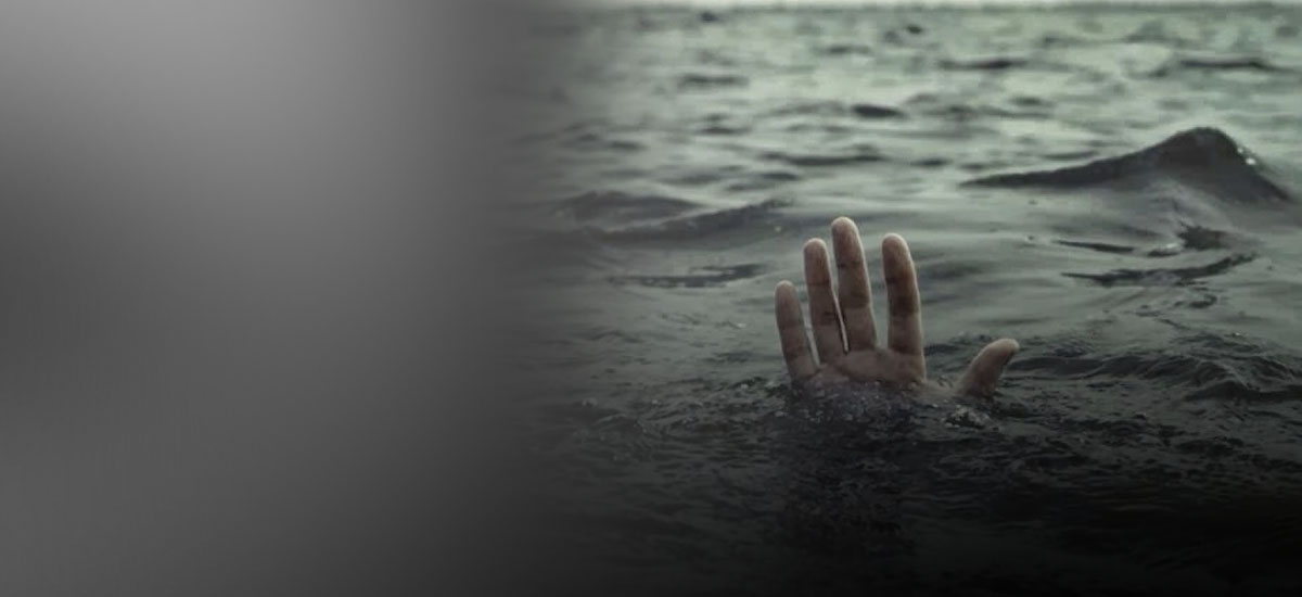 Το μπάνιο στη θάλασσα έμελλε να είναι το τελευταίο του