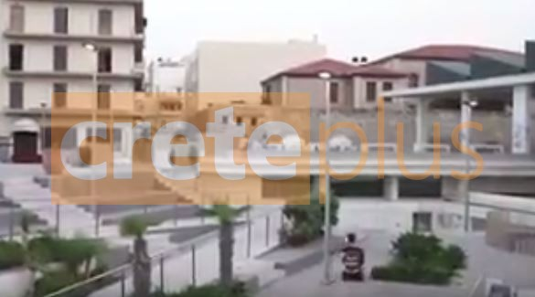 Ενας χώρος...Γολγοθάς για τα άτομα με αναπηρία στο Ηράκλειο- Το βίντεο που τα «λέει όλα»