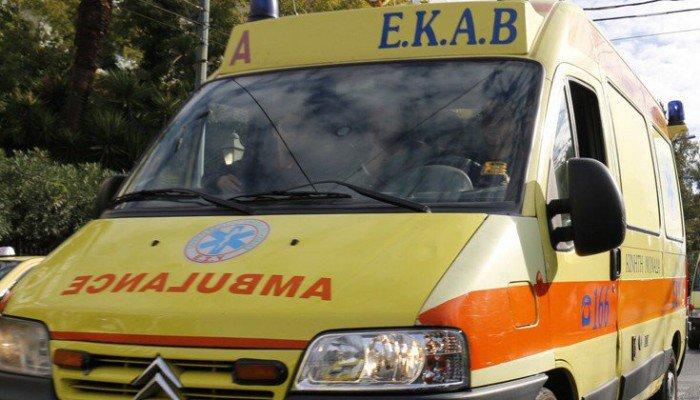Τροχαίο με τραυματισμό 8χρονου στην Ιεράπετρα-Φωτό