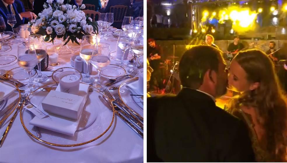 Ο γάμος της χρονιάς! Ο Αντώνης Καράτζης παντρεύτηκε την αγαπημένη του Γιούλια