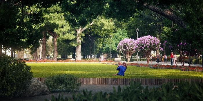 Ξεκινούν οι εργασίες στο πάρκο Γεωργιάδη