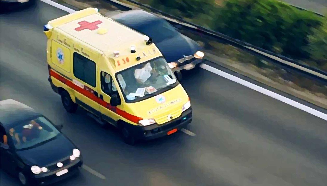 Δύο τραυματίες από τροχαίο στην περιοχή της Πόμπιας