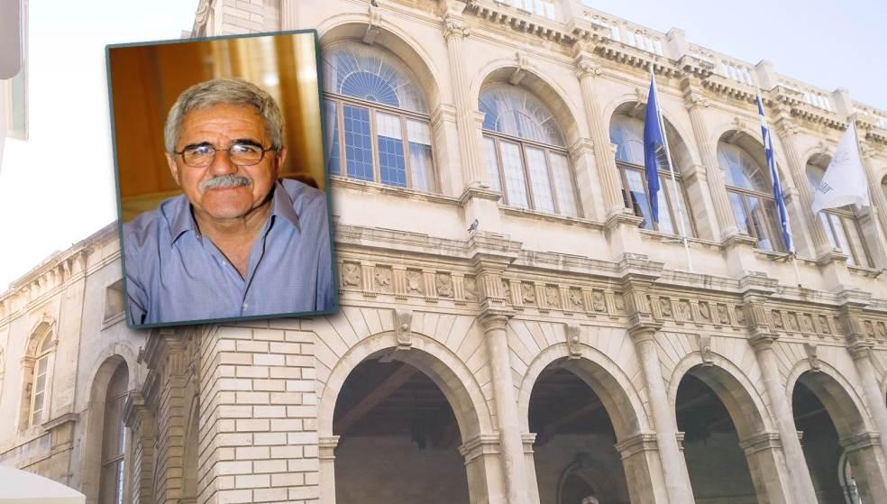 Τον Δήμο Ηρακλείου διεκδικεί ο Μανώλης Βασιλάκης