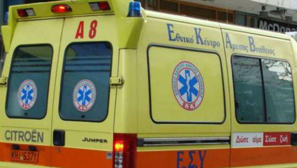 Και νέα πτώση άνδρα μετά το θανάσιμο ατύχημα στην Αλικαρνασσό