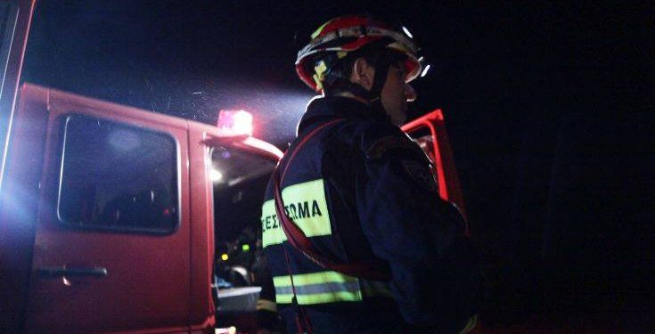 Ύποπτη φωτιά σε σπίτι – Εξετάζεται απειλητικό μήνυμα