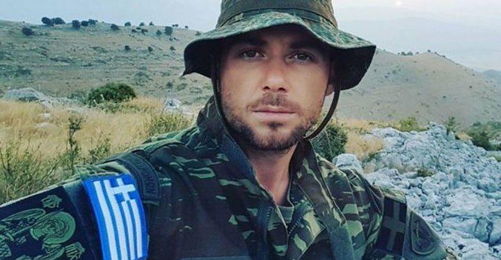 Σκεπασμένη με την ελληνική σημαία επέστρεψε η σορός του Κ. Κατσίφα
