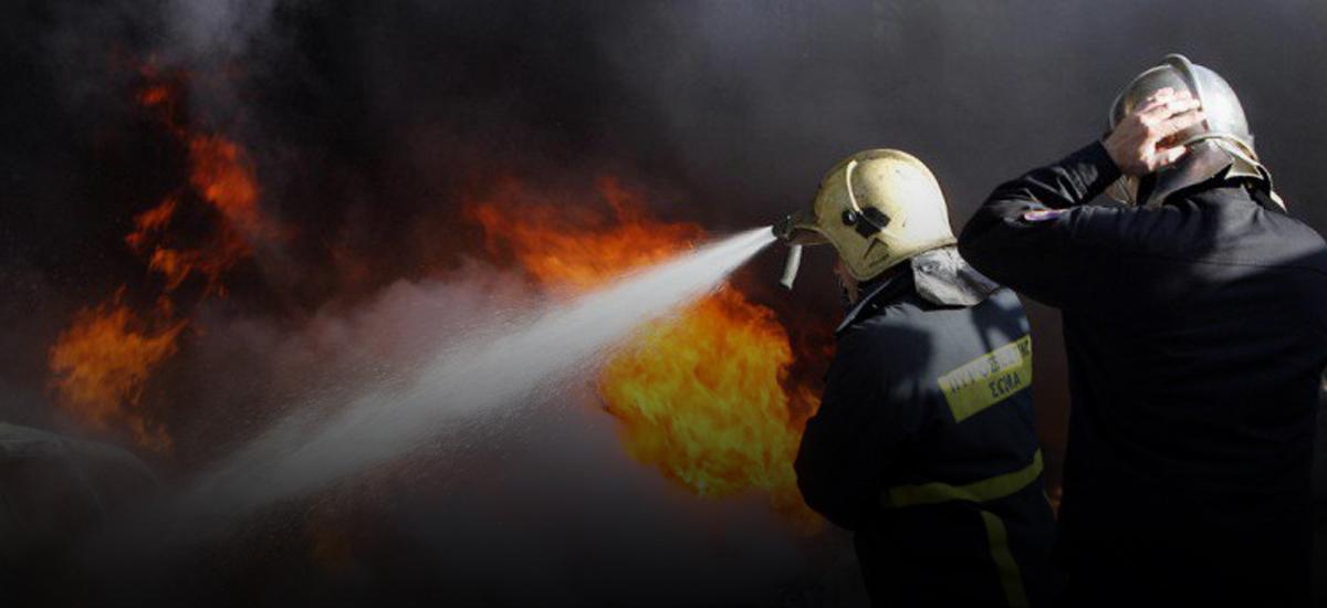 Υψηλός ο κίνδυνος πυρκαγιάς στην Κρήτη