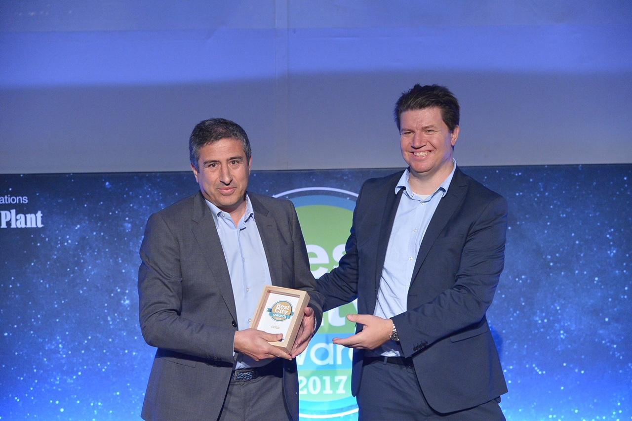 Δύο χρυσά βραβεία για τις ψηφιακές εφαρμογές του Δήμου Ηρακλείου