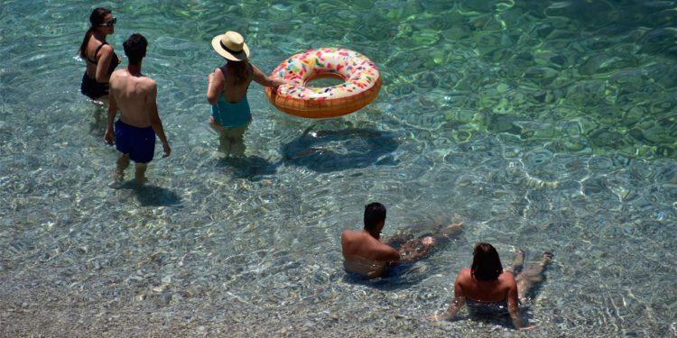 Ξεπέρασε τους 40 βαθμούς Κελσίου η θερμοκρασία στην Κρήτη
