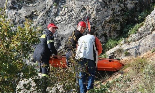 Κρήτη: Γυναίκα τραυματίστηκε σε φαράγγι - Επιχείρηση διάσωσης
