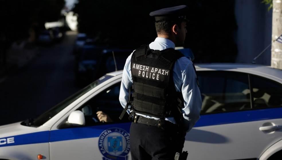 Αιμόφυρτος αστυνομικός μετά από συμπλοκή στο Ηράκλειο