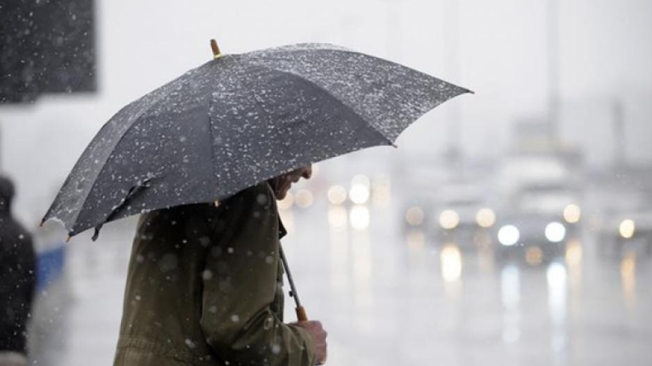 Βροχερός και σήμερα ο καιρός στην Κρήτη