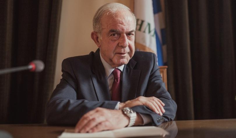 Στην Έκτακτη Γενική Συνέλευση της ΚΕΔΕ ο Δήμαρχος Ηρακλείου Βασίλης Λαμπρινός