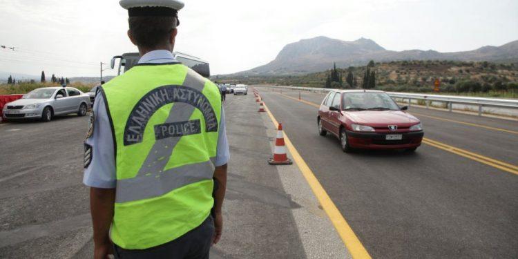 ΕΛ.ΑΣ: Κυκλοφοριακές ρυθμίσεις λόγω επικίνδυνων καιρικών φαινόμενων