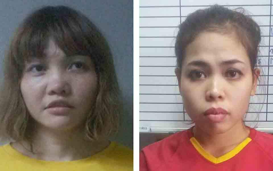 Μαλαισία: «Αθώες» δήλωσαν οι δύο κατηγορούμενες για τη δολοφονία του Κιμ Γιονγκ Ναμ