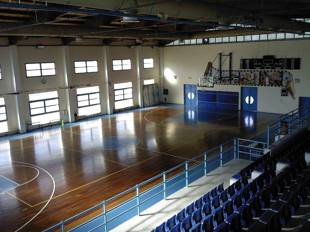 «Χρηματοδότηση για το κλειστό γυμναστήριο Δήμου Βιάννου»