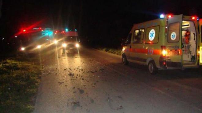 Θανατηφόρο τροχαίο σε επαρχιακό δρόμο του Νομου Ηρακλείου- Θύμα ένας ηλικιωμένος