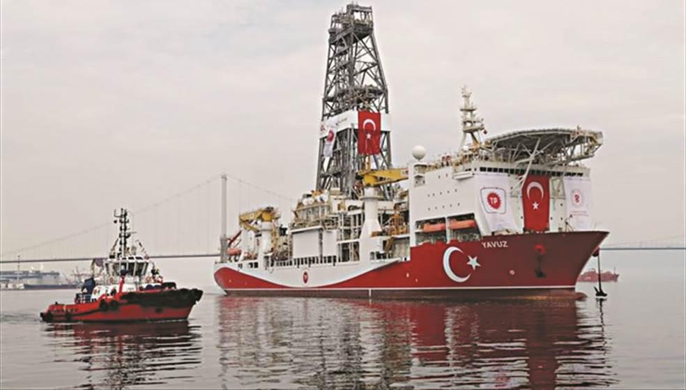 Η Τουρκία θέλει να στείλει γεωτρύπανο στην Κρήτη