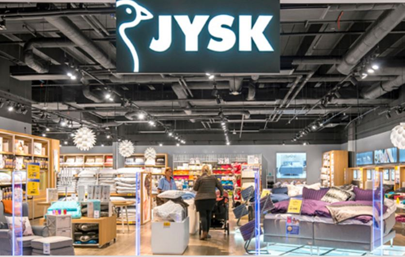 Η δανέζικη JYSK διευρύνει το δίκτυο της σε όλη την Ελλάδα- Στόχος η κορυφή b6cb8dc4c5f