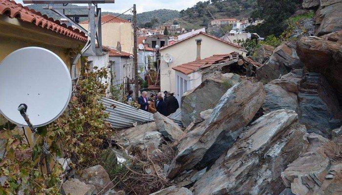 Πόσο κινδυνεύει η Κρήτη από το φαινόμενο των κατολισθήσεων