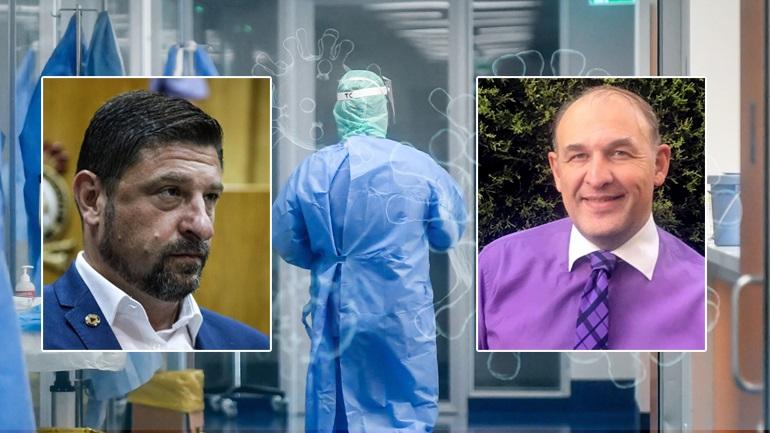 Κατέβασαν ανάρτηση γιατρού στο Facebook όταν διαφώνησε με τα μέτρα