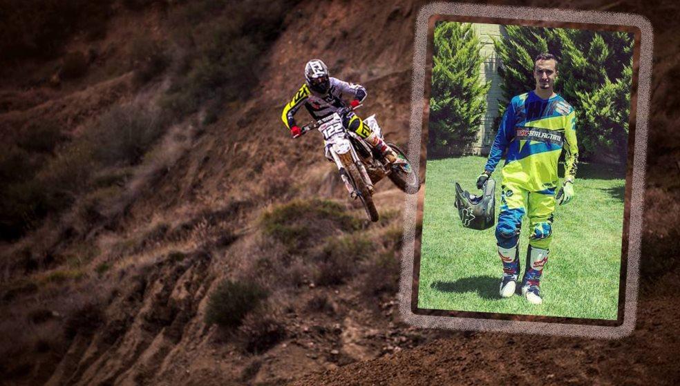 Στηρίζουν τον Αλέξανδρο να κρατηθεί στη ζωή - Τραυματίστηκε σε αγώνα Motocross