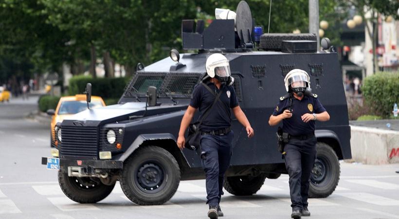 Πυροβολισμοί έξω από αστυνομικό τμήμα στην Τουρκία!