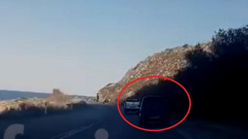Οι Κρητικοί συνεχίζουν να οδηγούν...ανεξέλεγκτα- Δείτε μεθυσμένο οδηγό στο ΒΟΑΚ