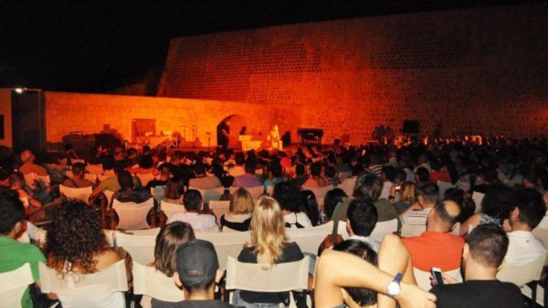 Συναυλία με τον Ηλία Παλιουδάκη