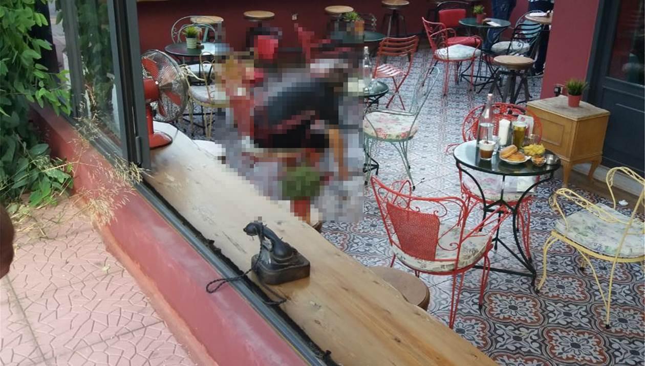 Περιστέρι - Δολοφονία στην καφετέρια Παπαγιάνη και Δαλιάνη: Τι είπε ο δράστης στους θαμώνες;