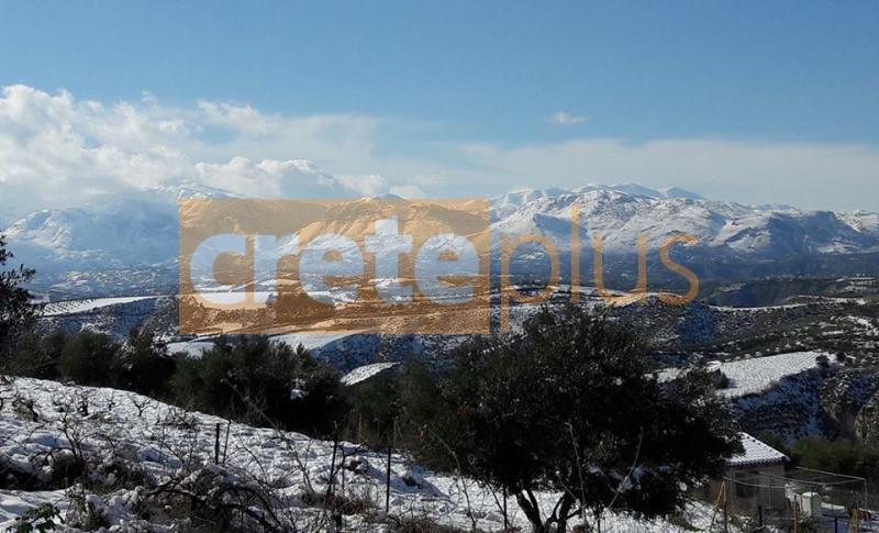Πάνω από 50 χρόνια είχε να καταγραφεί τέτοιος χιονιάς στην Κρήτη- Τι καιρό θα κάνει σήμερα (pics)