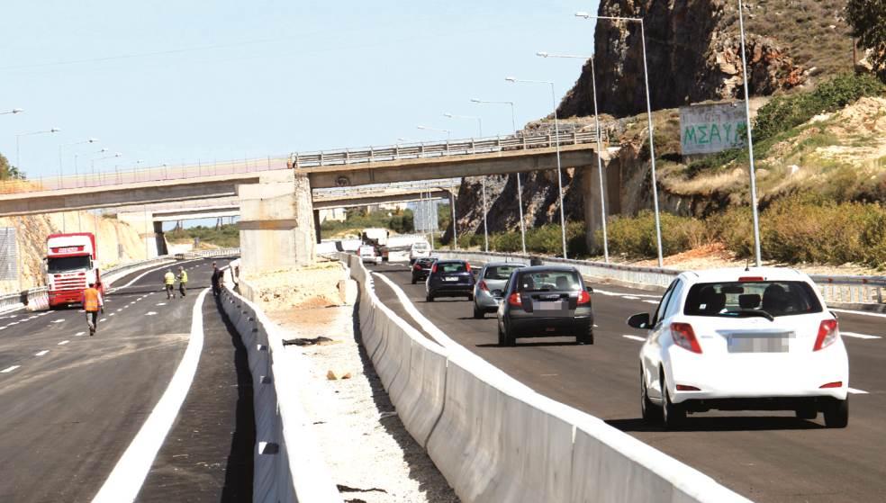 ΒΟΑΚ: Επιθεωρητές οδικής ασφάλειας «σκανάρουν» τα καλά τμήματα