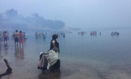 Η Περιφέρεια Κρήτης συμμετέχει στο εθνικό πένθος