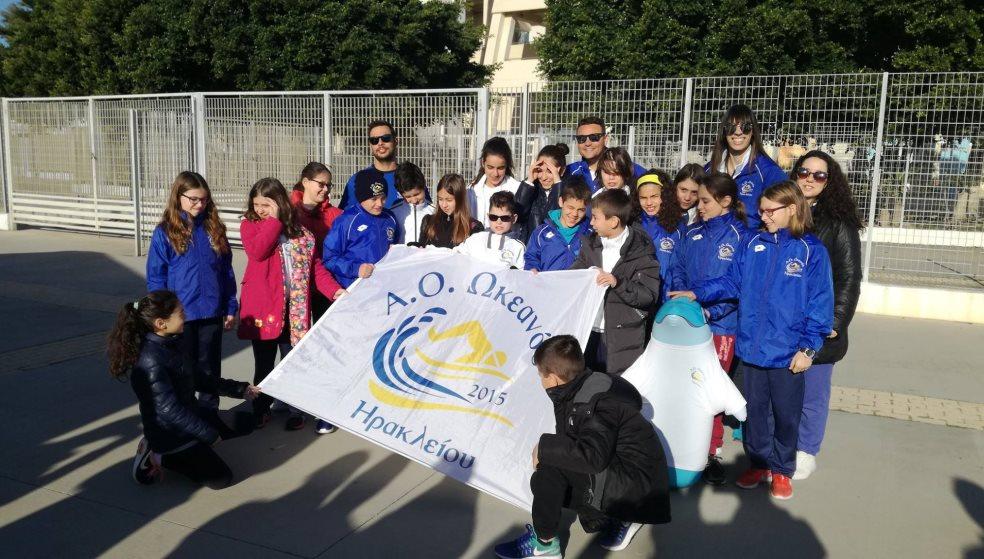 Επιτυχίες και πρώτο μετάλλιο για τον Ωκεανό!