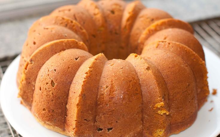 Γερμανικό κέικ κολοκύθας