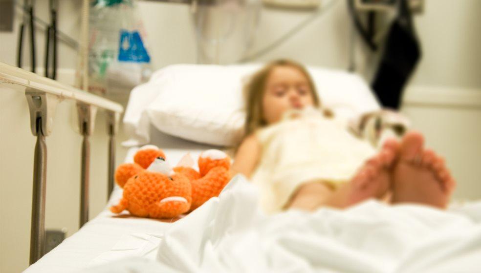10χρονο κοριτσάκι από τη Σαντορίνη σε νοσοκομείο του Ηρακλείου
