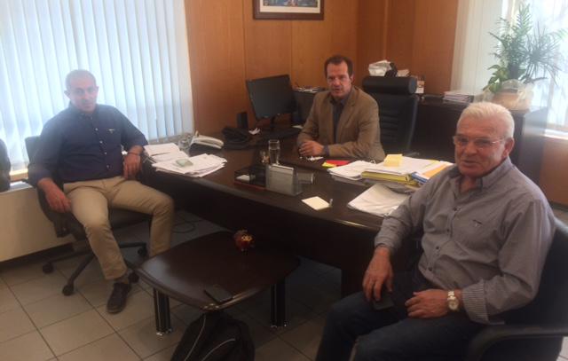 Συναντηση για το ΒΟΑΚ και το νερό στο Υπουργείο- Τι ζητησαν οι Βουλευτές της Κρήτης