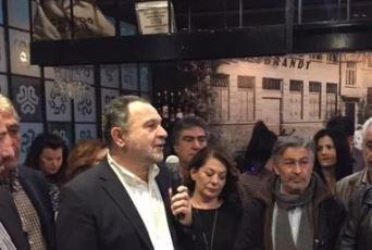 Ο Γιάννης Κουράκης είναι εδώ: Το σχέδιο του για το Ηράκλειο- Ολη η ομιλία του