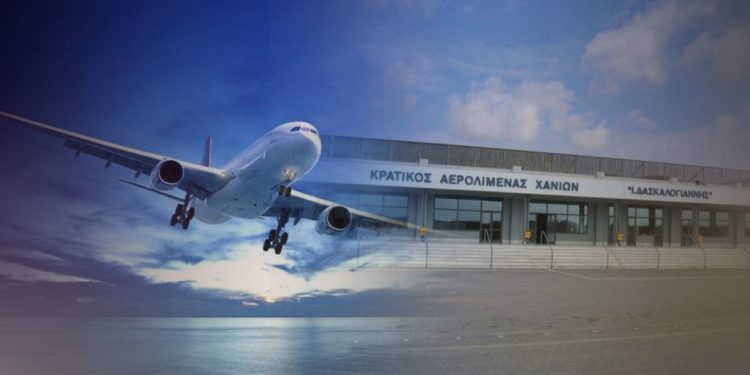 """Αεροσκάφος με 140 επιβάτες έκανε αναγκαστικά προσγείωση στο αεροδρόμιο """"Δασκαλογιάννης"""""""