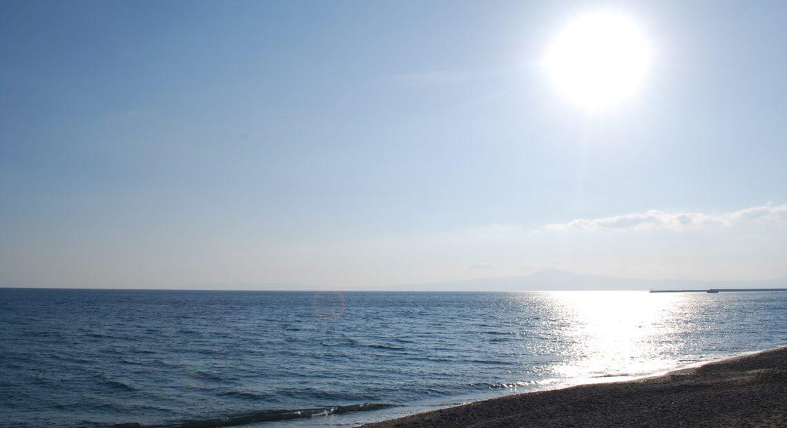 Καλοκαιρία και σήμερα στην Κρήτη