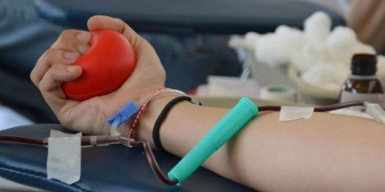 Εθελοντική αιμοδοσία στο Ηράκλειο