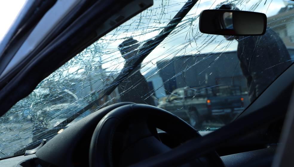 Τροχαίο με 4 τραυματίες στην Αγία Βαρβάρα