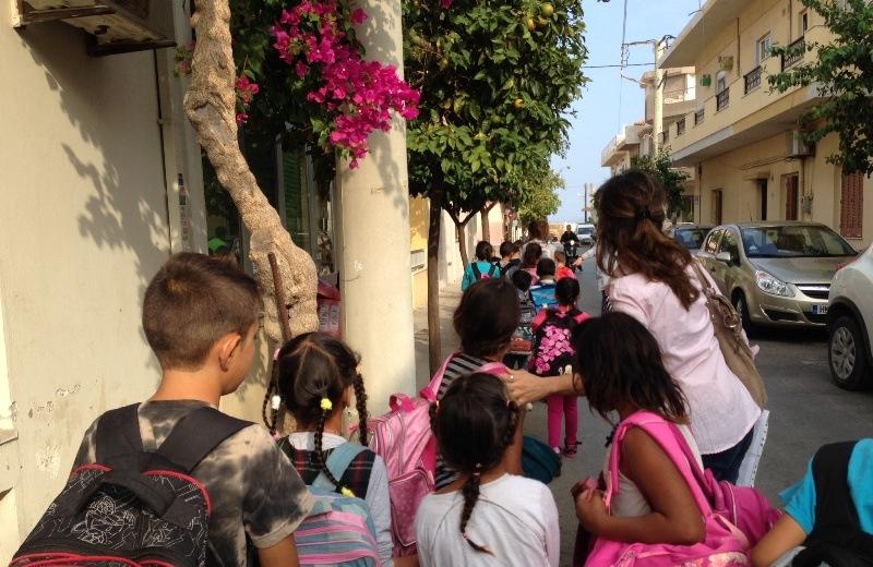Εθελοντική εξέταση των παιδιών Ρομά που φοιτούν στο 3ο & 4ο Δημοτικό Ν. Αλικαρνασσού (pics)