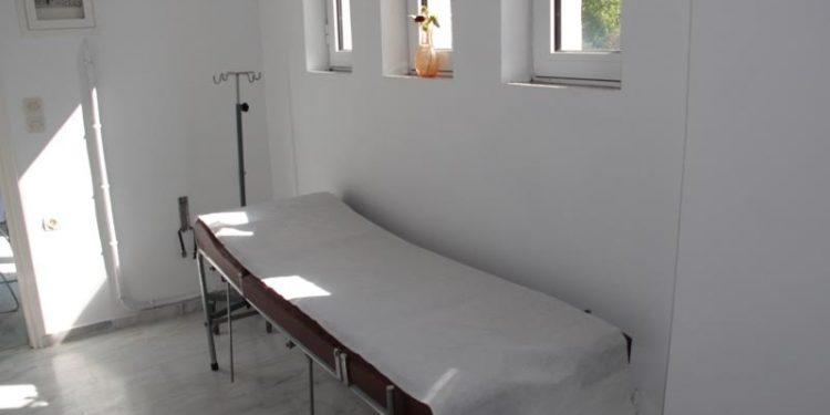 Ψυχιατρικό ιατρείο στο ΚΑΠΗ Γαζίου
