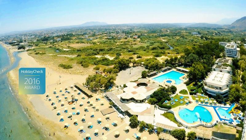 Το Apollonia Beach Resort & Spa για όγδοη χρονιά επιτυγχάνει την υψηλού κύρους πιστοποίηση Travelife Gold