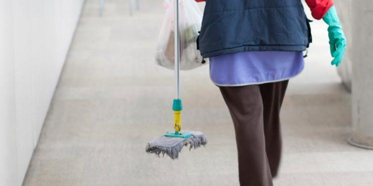 Ανακοίνωση για τη δικαίωση του αγώνα των σχολικών καθαριστριών στο Δήμο Φαιστού