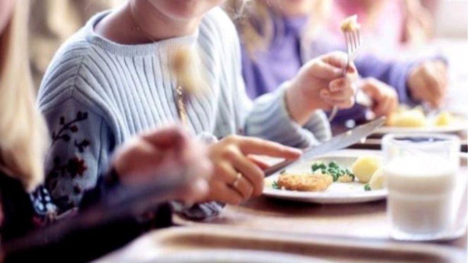 Μόνο στο Ηράκλειο τα «Σχολικά Γεύματα»
