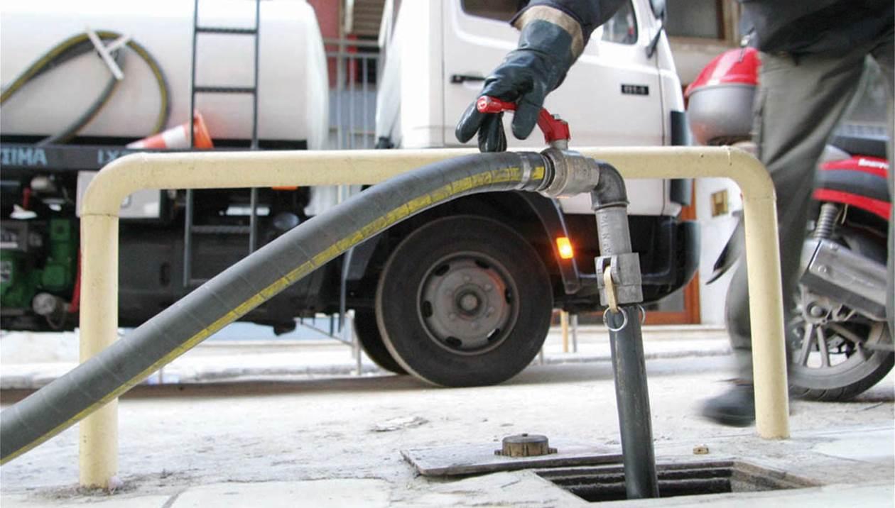 Πετρέλαιο θέρμανσης: «Ζεσταίνεται» η αγορά