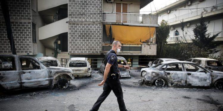 Σε ψυχολόγο οι αστυνομικοί που συμμετείχαν στην ταυτοποίηση των νεκρών