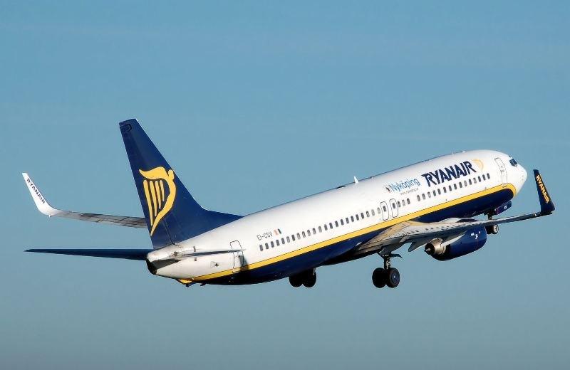 Νέο δρομολόγιο της Ryanair θα συνδέει τα Χανιά με το Δουβλίνο!